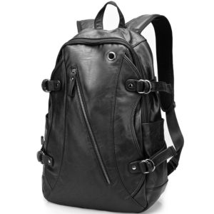 trendy-font-b-side-b-font-buckle-ornament-trendy-contrast-color-casual-backpack-front-inclined-zipper